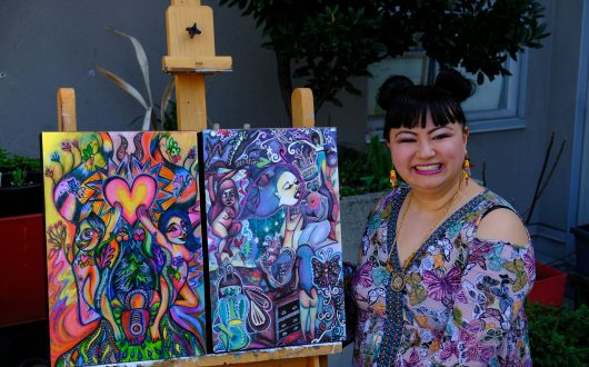 Speak Out: Jujube's Art