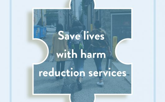 Young adult pilot OAT clinic indicates harm reduction services saves lives