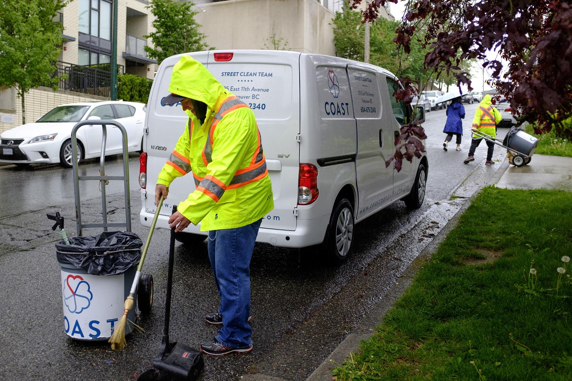 Street Clean Team